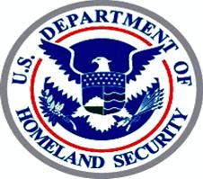 Dept. Homeland Security Logo.