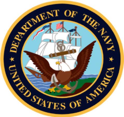Dept. of the Navy Logo.
